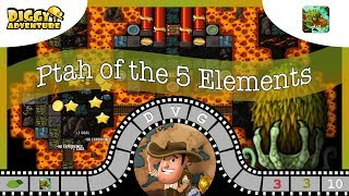 [~Dragon of Wood~] #10 Path of the 5 Elements - Diggy