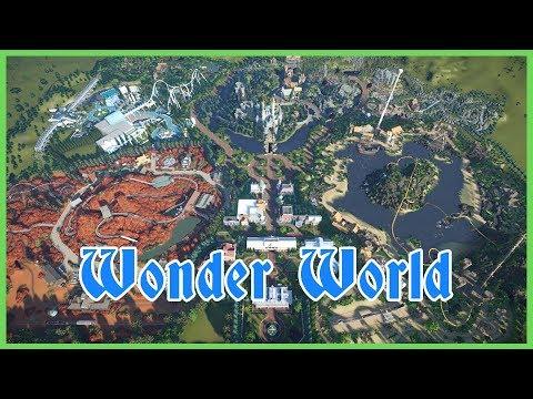 Wonder World! Park Spotlight 98 #PlanetCoaster