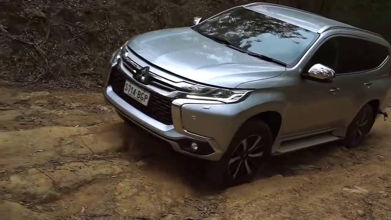 Mitsubishi Pajero Montero Sport Offroad And Review Car - Mitsubishi promotions