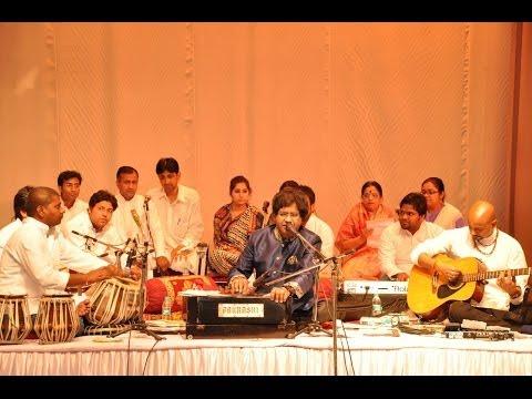 Musical Concert by Ravi Raj Nasery [Full Video] - SSSIC New Delhi - 4 May '14