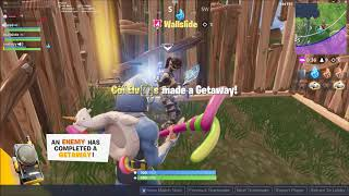 FortNite-323 - Frontier (0) / Wallslide (1) / rnzed (0) / xrehnzy (3) - Getaway Win - 9/8/2018