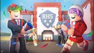 Playing Roblox Highschool 2! | Roblox