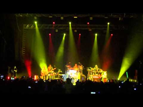 The Fray Live in Manila - Over My Head(Cable Car)
