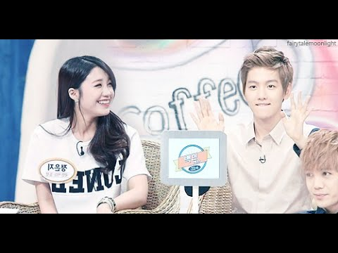 Why I ship Baekhyun (백현) & Eunji (은지) - YouTubeEunji And Baekhyun