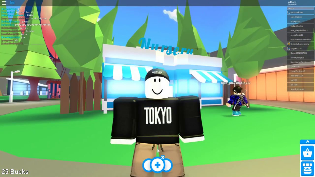 Roblox Exploiting #1 Blowing up Oders in Adopt me