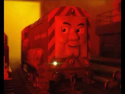 Thomas Toget Dub - Det Bortkomne Lokomotivet (Halloween Dub)