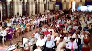 Dr. Sanjay Deshmukh, Vice -chancellor Mumbai University interact with Principal's and Director's