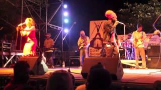 Saah Karim & Shanti Starr at Diaspora Fest Gorée Island