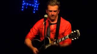 Chris Trapper - Sea Of No Cares - Live at the Blue Chair Cafe - Edmonton, AB - April 4, 2014