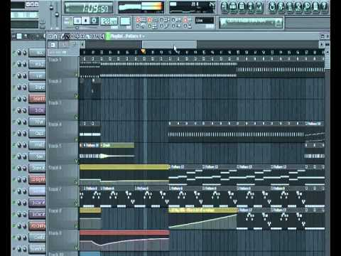 Hardwell- Spaceman FL STUDIO REMAKE+FLP
