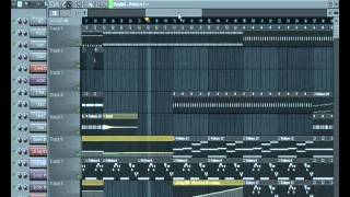 Hardwell- Spaceman FL STUDIO REMAKE+FLP