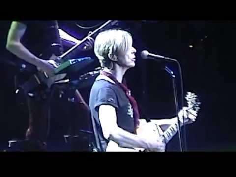 David Bowie - live Vienna 2003