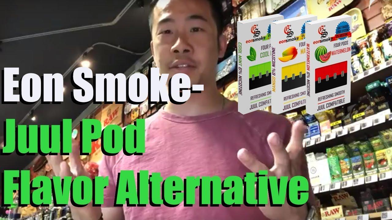Eon Smoke- Juul Pod Flavor Alternative