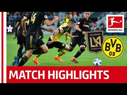 Los Angeles FC vs. Borussia Dortmund - Showdown in Hollywood