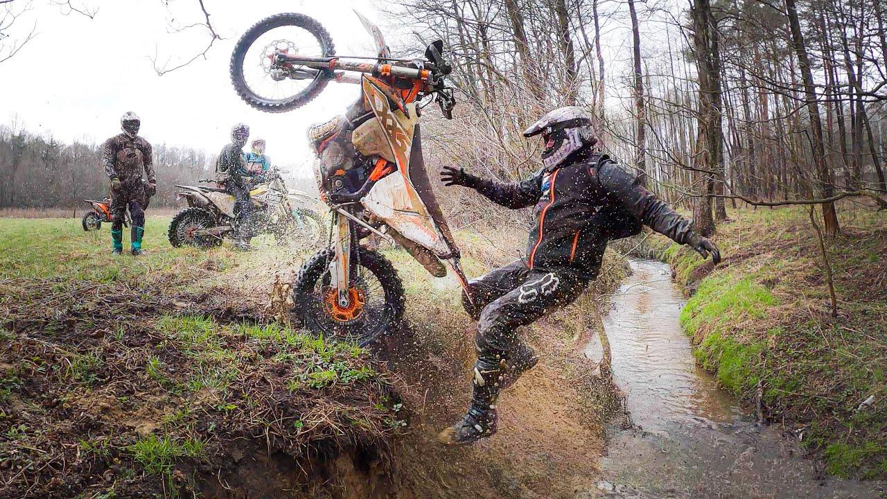 The Creation of Dirt Bike Monster