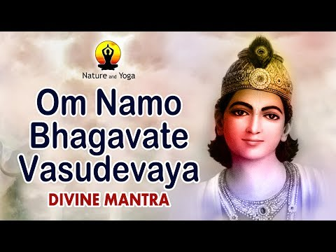 OM NAMO BHAGVATE VASUDEVAYA || LORD VISHNU AND LORD KRISHNA MANTRA || MIND CONTROL & GOOD LUCK