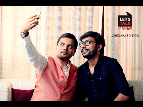 Let's Talk with Vinay I DRA Homes I Chennai Edition I Ep 3 I RJ Balaji