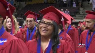 Hays High School Graduation 2018 Live Stream