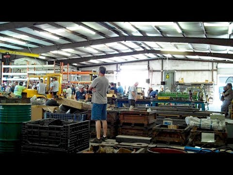Auctions: to supply your workshop