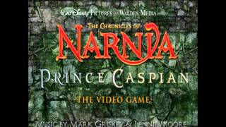 The Chronicles of Narnia: Prince Caspian Video Game Soundtrack - 02. Aslan Home - Combat Ring