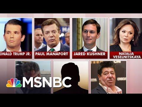 Donald Trump Jr: New Revelations Come To Light In Meeting | Morning Joe | MSNBC