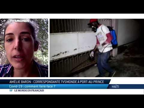 Coronavirus en Haïti: la faim guette la population