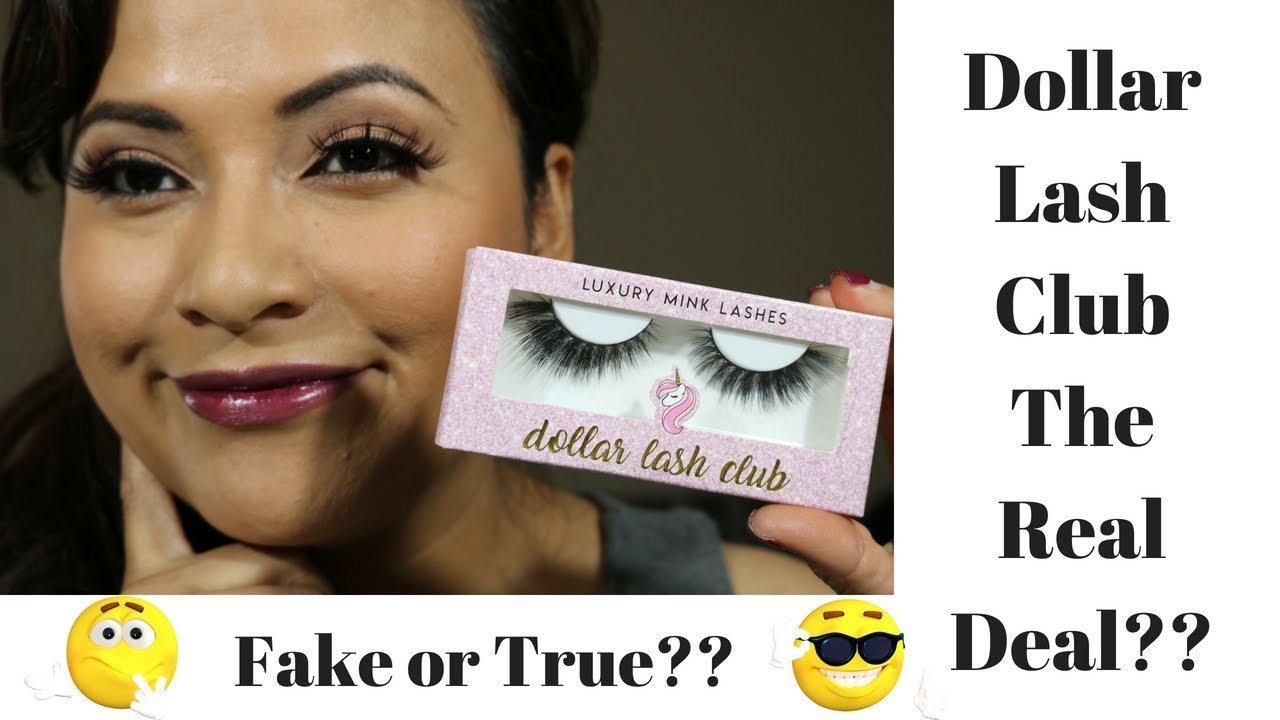 f668484c563 Dollar Lash Club First Impression and Review - YouTube
