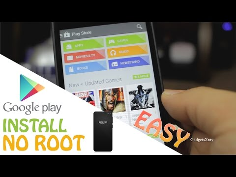 Fire Phone (Easy) How to Install Google Play Store without root