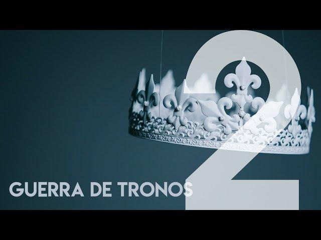 GUERRA DE TRONOS -  2 de 4 - A droga do sucesso