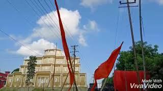 Jai Shree ram  lagrabagan saheb para Durga puja vasan
