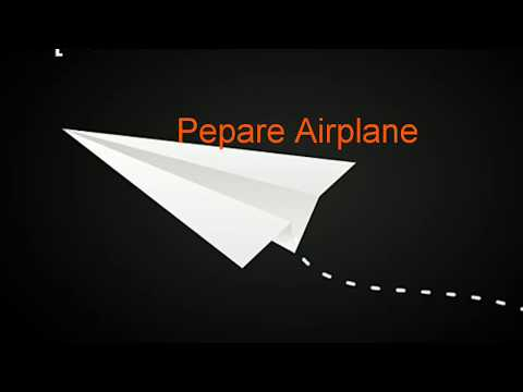 How to make A4 size Paper Best Airplane..