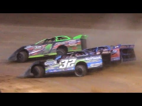 FASTRAK Crate Late Model Heat One | Tyler County Speedway | 6-30-18