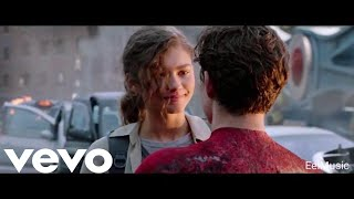Peter Parker & MJ - Faded (Spider-Man: Far From Home Music Video)
