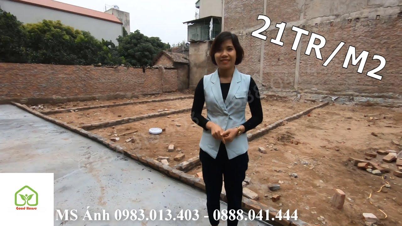 Bán đất thổ cư SĐCC vị trí đẹp tại phường Yên Nghĩa, Hà Đông, Hà Nội | nhà TỐT