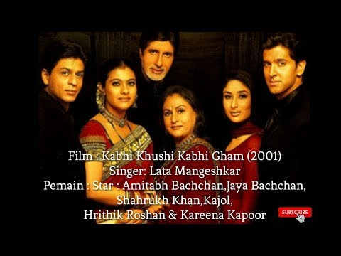 Khabi Khusi Khabi Gham - Indonesia lyrics and translations