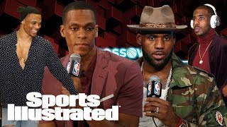 NBA Playoff Style: Cavs' LeBron James, Warriors' Russell Westbrook & More | Sports Illustrated