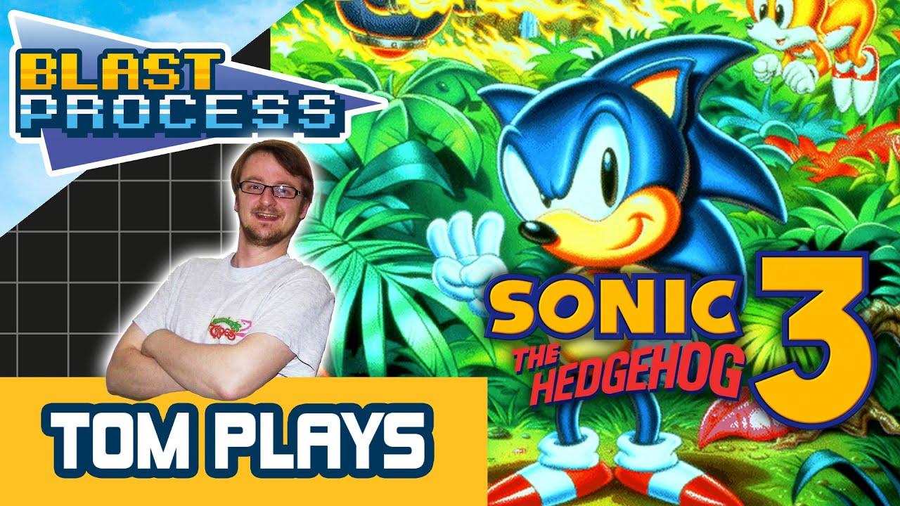 Tom Plays Sonic The Hedgehog 3 Xbox 360 Youtube