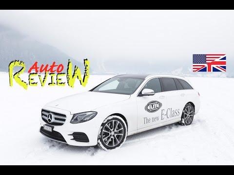 2017 Mercedes-Benz E220d AMG Line T-Model (W213) | AutoReview | Switzerland | Episode 60 [ENG]