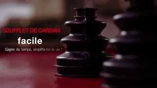 SOUFFLET DE CARDAN FACILE