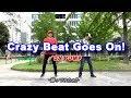 「Crazy Beat Goes On!/DA PUMP」 踊ってみたぁ! by 英二&鯨PB