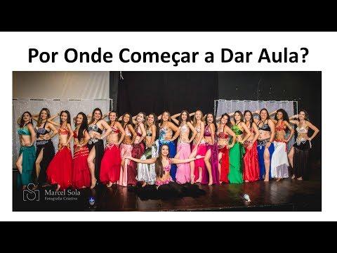 Por Onde Começar a Dar  de Dança do Ventre - Patrícia Cavalcante Dança do Ventre Online