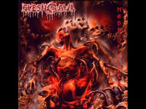 Fleshcrawl Made of Flesh Full Album 2004