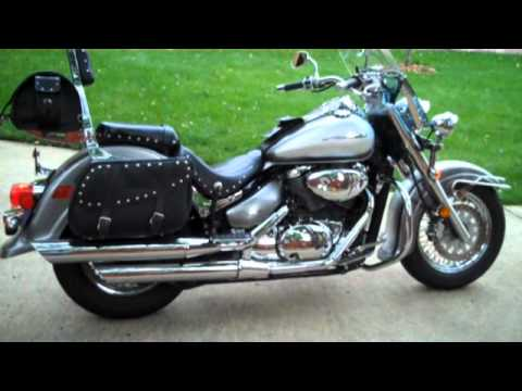 2002 suzuki volusia with vance and hines cruzers youtube. Black Bedroom Furniture Sets. Home Design Ideas