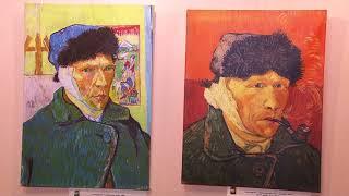 Главный экспонат на выставке Ван Гога