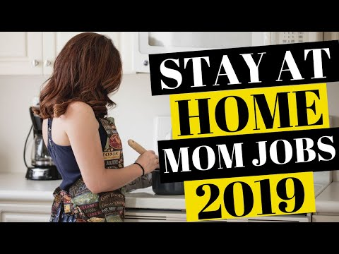 STAY AT HOME MOM JOBS 2019. http://bit.ly/2Q6cQQf