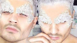 Ice King Frozen Makeup Tutorial | Alex Faction