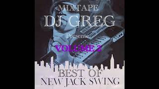 NEW JACK SWING MIX.Vol.2 (GUY,MEN AT LARGE,BASIC BLACK...)