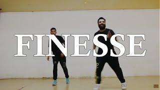 Bruno Mars - Finesse (Remix) [Feat. Cardi B] | Dance | Choreography