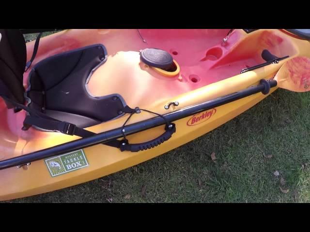 Perception Pescador 12 Sit On Top Angler Kayak Review