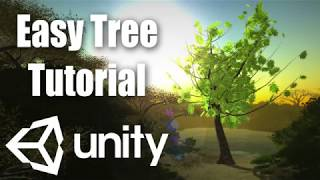 Easy Unity tree tutorial